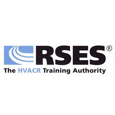 RSES hvac training organizations