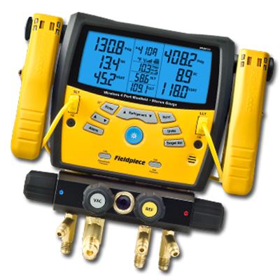 manifold gauge hvac tools