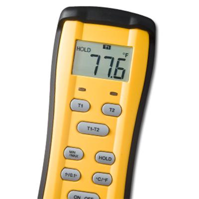 fieldpiece temperature manifold hvac tools